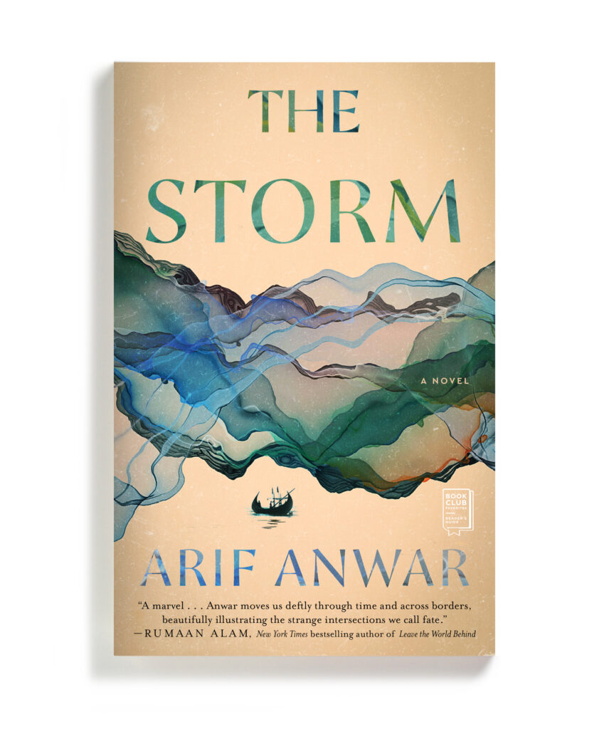 The Storm Paperback Book Cover